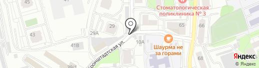 АвтоЕвропа на карте Перми