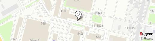 Привод-Р на карте Перми