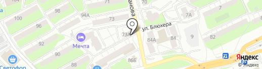 PartyStudio на карте Перми
