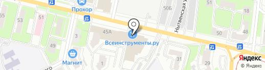 Ristretto на карте Перми