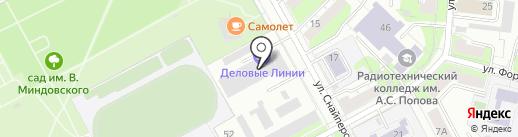20 Тонн на карте Перми
