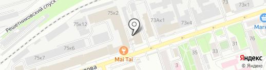LAKOTA на карте Перми