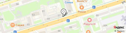 СЕМЕЙНЫЙ РИЭЛТОР на карте Перми