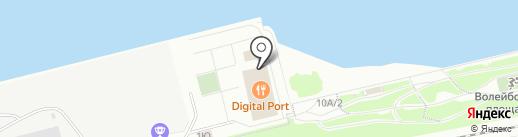 GASTROPORT на карте Перми