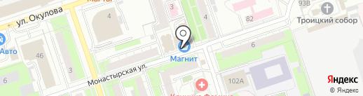 webperspektiwa на карте Перми