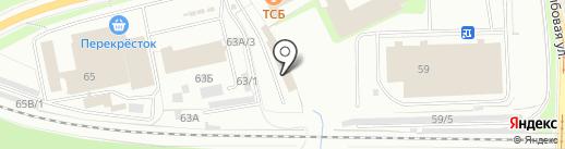 Одевалка59 на карте Перми