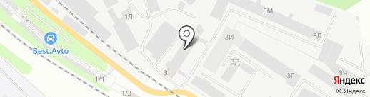 Vitan на карте Перми