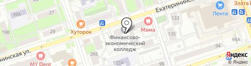 РСБ-СТРАХОВАНИЕ на карте Перми