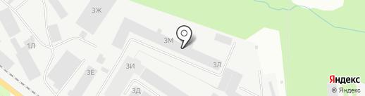Green Line Center на карте Перми