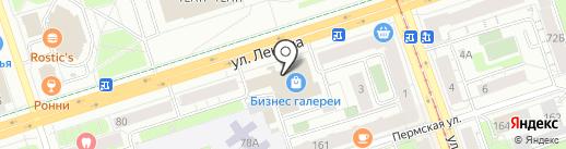 Фотоцентр на карте Перми