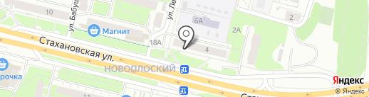 Чёрная икра на карте Перми
