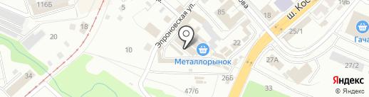 Магазин инструмента на карте Перми