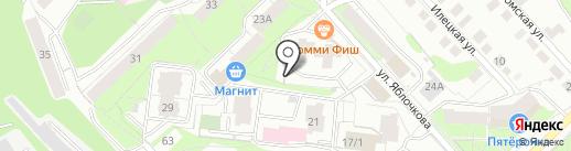 Благо на карте Перми