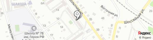 Погребок на карте Уфы