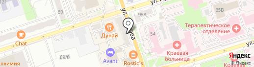 Настоящая пекарня на карте Перми