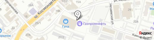 Корпорация Малоэтажного Домостроения на карте Перми