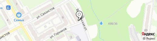АБВГДейка на карте Перми