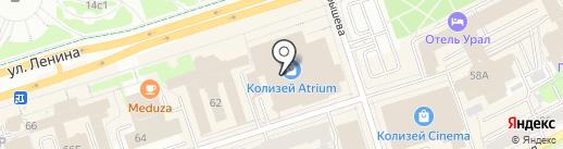 Tochitos на карте Перми