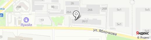 СМАРТ, ЗАО на карте Перми
