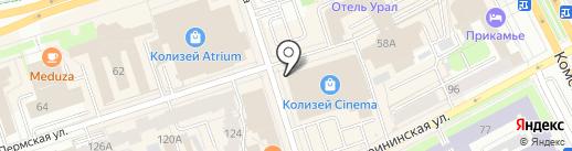LAUNO.RU на карте Перми