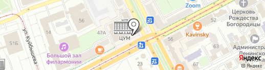PickPoint на карте Перми