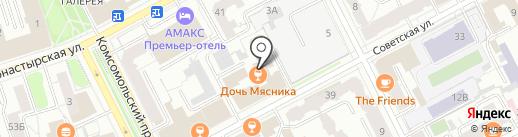 Vaviloft на карте Перми