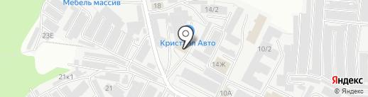 ТД ПСТМ на карте Перми