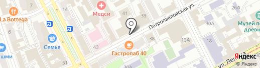 YouMagic.Pro на карте Перми