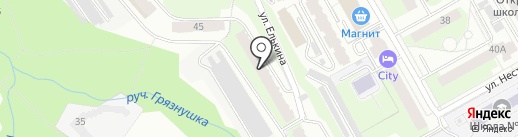 MATRYOSHKA на карте Перми