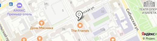РеалБрокер на карте Перми