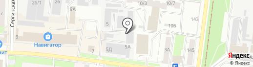 AvtotunS.ru на карте Перми
