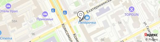 Centre_beauty на карте Перми