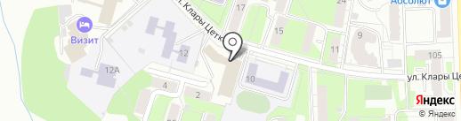 ProfLead на карте Перми