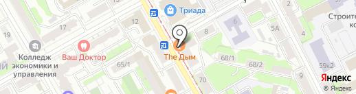 Dedushka на карте Перми