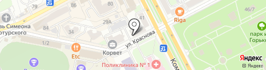 Art Kebab на карте Перми