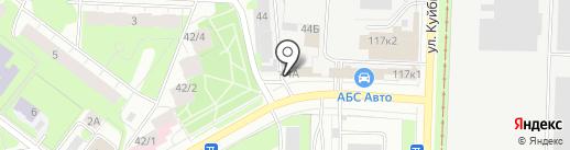 КиАн АВТО на карте Перми