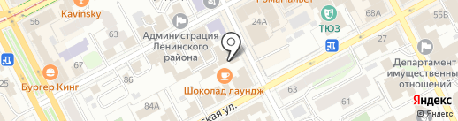 Legal NS Пермь на карте Перми