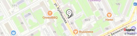 СнабЭнергоРесурс на карте Перми