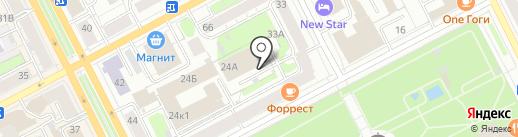 Хорошее Дело на карте Перми