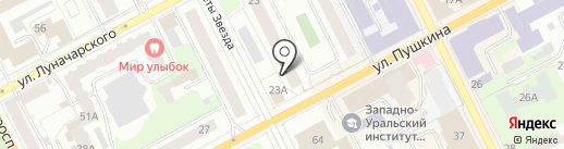 АльфаВет на карте Перми