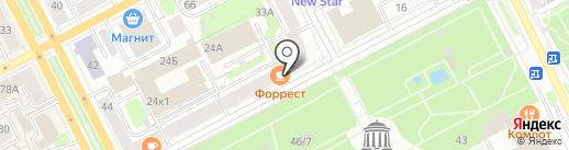 СпецКранСервис на карте Перми