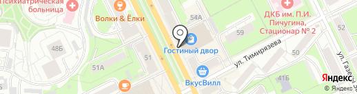 VideoLampa на карте Перми