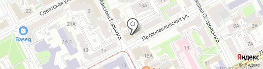 Ренессанс на карте Перми