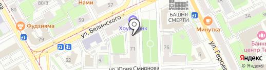 Estel на карте Перми