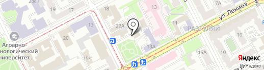 GMAX-DEVICE на карте Перми