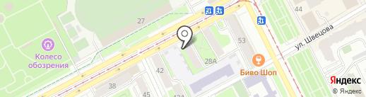 Welcome Group на карте Перми