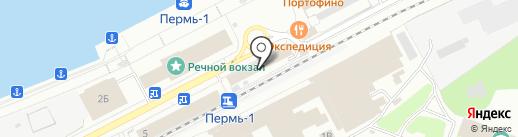 Промэнергоснаб на карте Перми