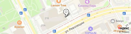 3Д диагностика на карте Перми