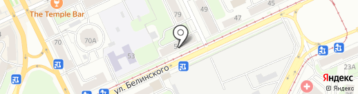 Электрик Help на карте Перми