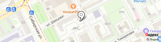 LoveVanda на карте Перми